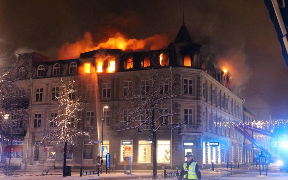 Branden i Arvika