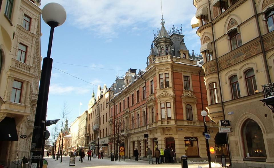 Är Sundsvall Sveriges vackraste stad?
