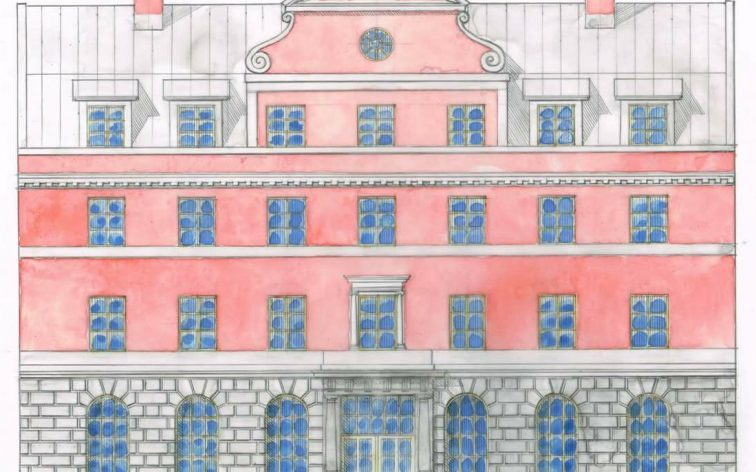 Arkitekturupprorets förslag till förtätning.
