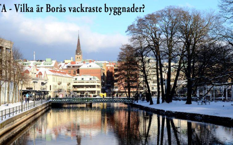 Lista - Borås vackraste byggnader.