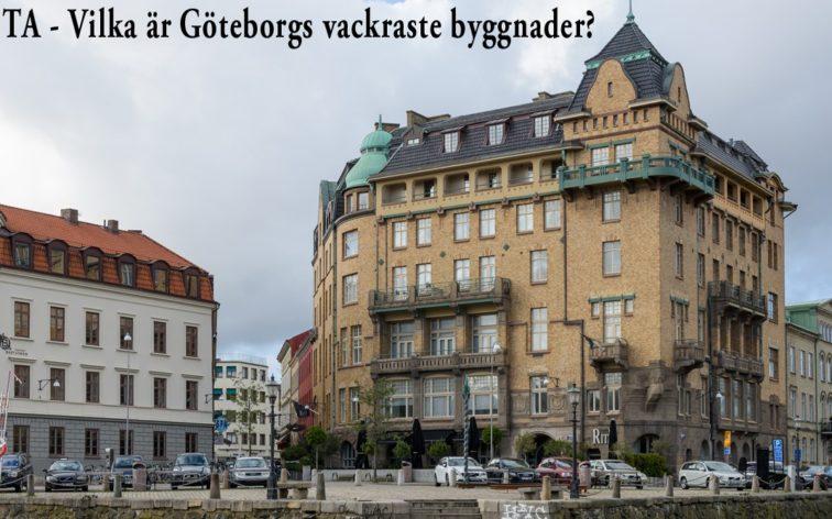 Lista - Göteborgs vackraste byggnader.
